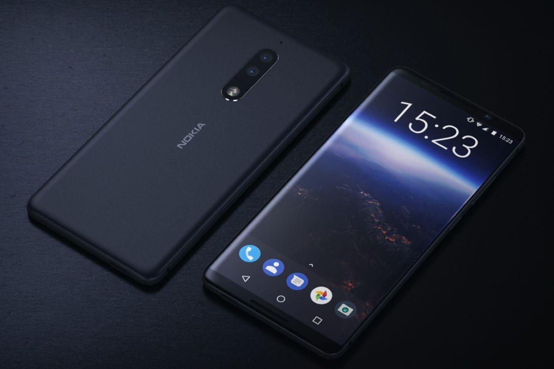 41 MP-lik üçlü arxa kameralı Nokia 9-un yeni fotosu sızdırıldı