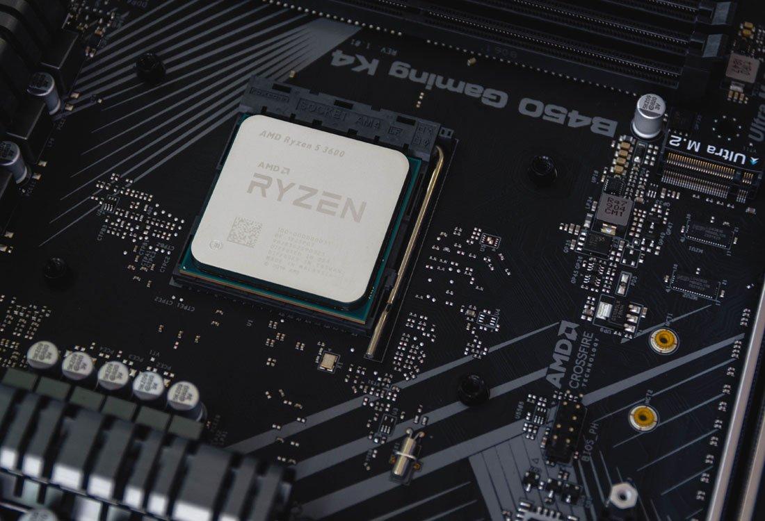 AMD bir rekord daha qırdı: Dünyanın ən sürətli prosessoru Ryzen 9 3900X seçildi