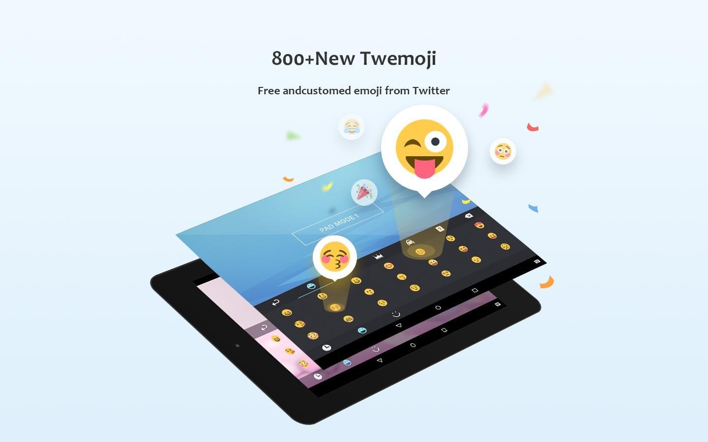 Android-in məşhur tətbiqlərindən olan GO Keyboard, 200 milyon istifadəçini izləyir