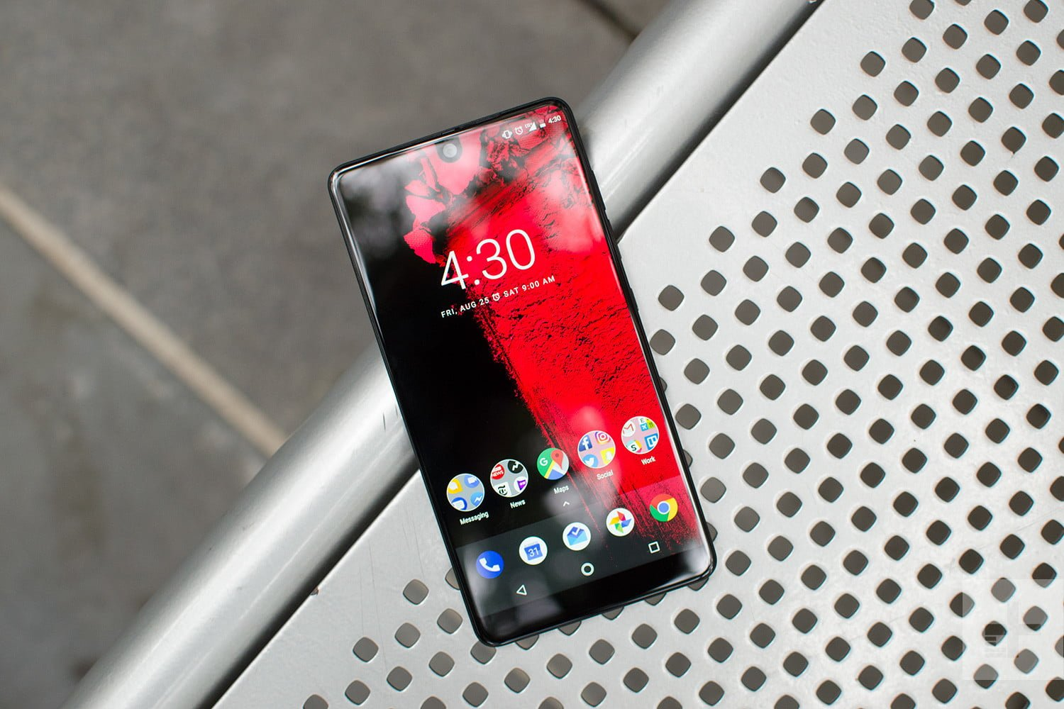 andy rubin, andy rubin phone, andy rubin esential, essential phone, andy rubin new phone