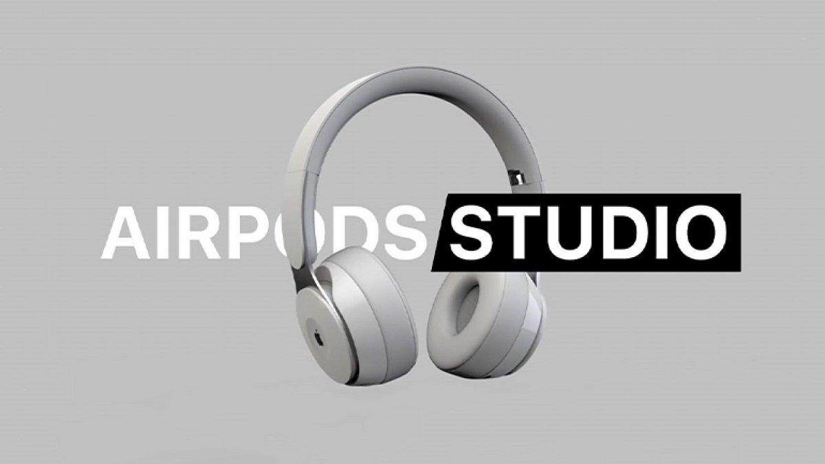 Professional Apple AirPods Studio qulaqlığının real fotosu sızdırılıb