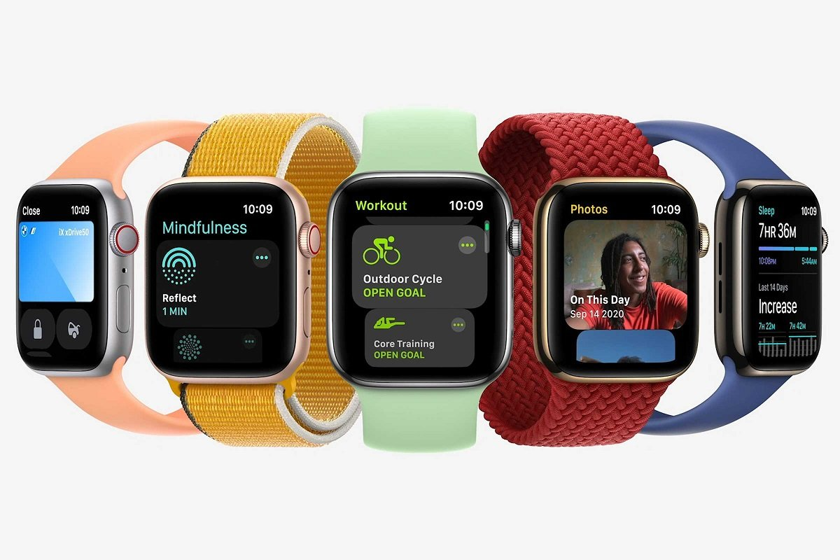 Apple şirkəti Watch 7-dəki vacib funksiyanın digər tətbiqdən kopyalamaqda günahlandırılır