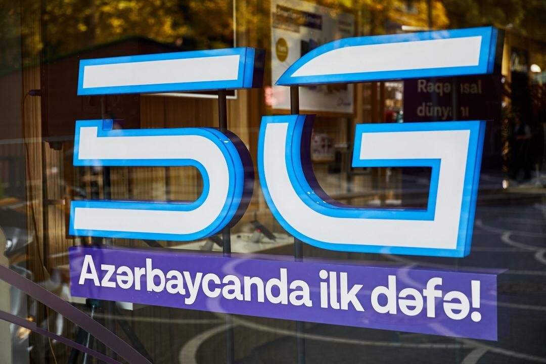 Azercell Bakının mərkəzində Azərbaycanda ilk 5G şəbəkəsini işə salır!