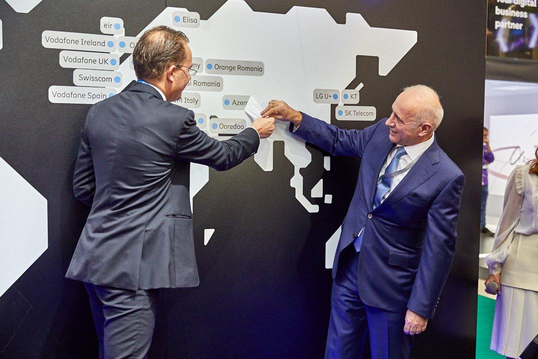 Azercell Bakutel çərçivəsində yeni əməkdaşlıqlara imza atdı