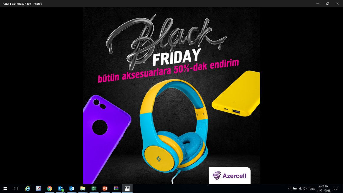 azercell, azercell telekom, azercell black friday, black friday