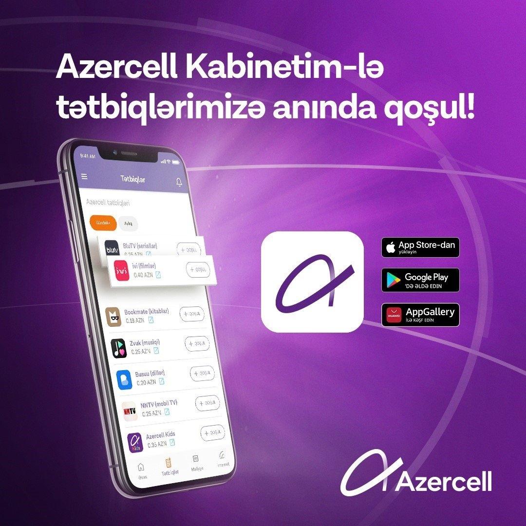 Azercell-in rəqəmsal həlləri ən populyar onlayn xidmətlər sırasındadır