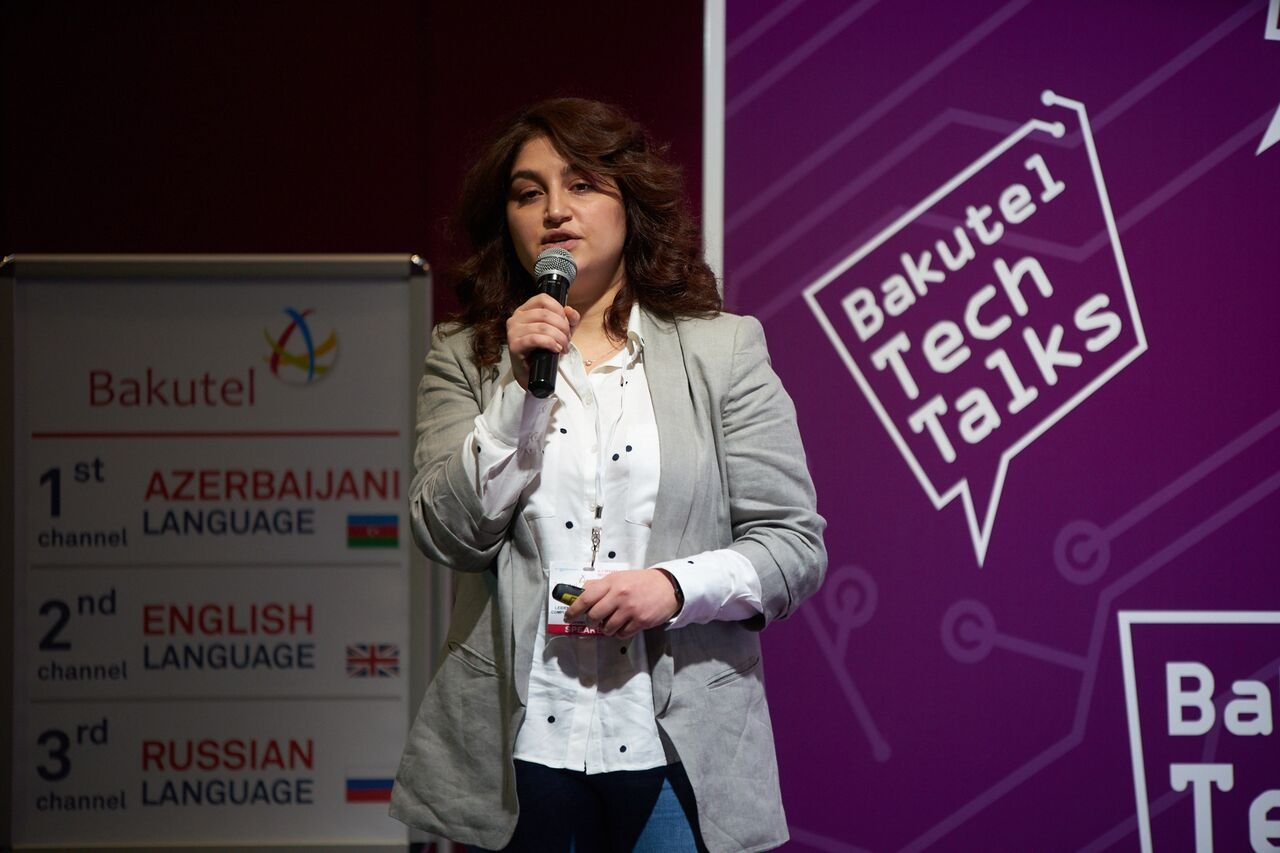 Bakutel, Tech Talks Bakutel