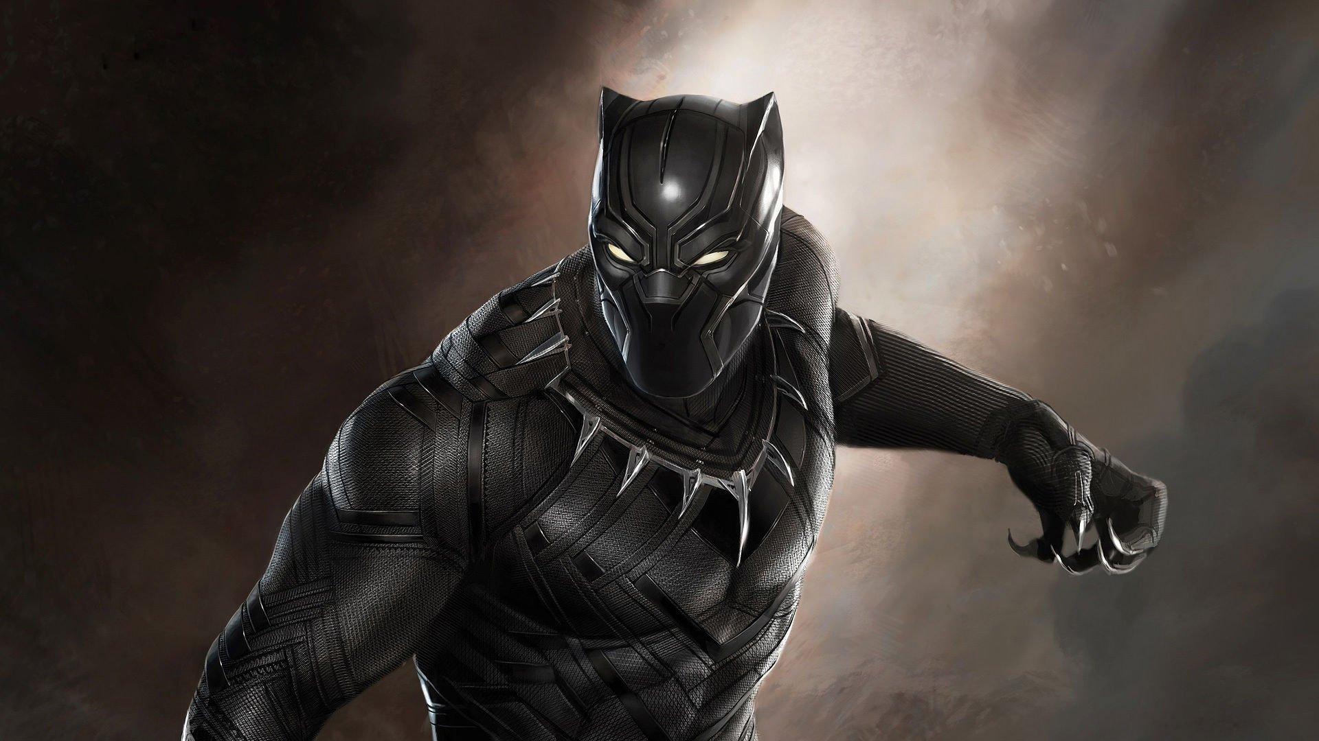 'Black Panther' filminin ilk teaser traileri