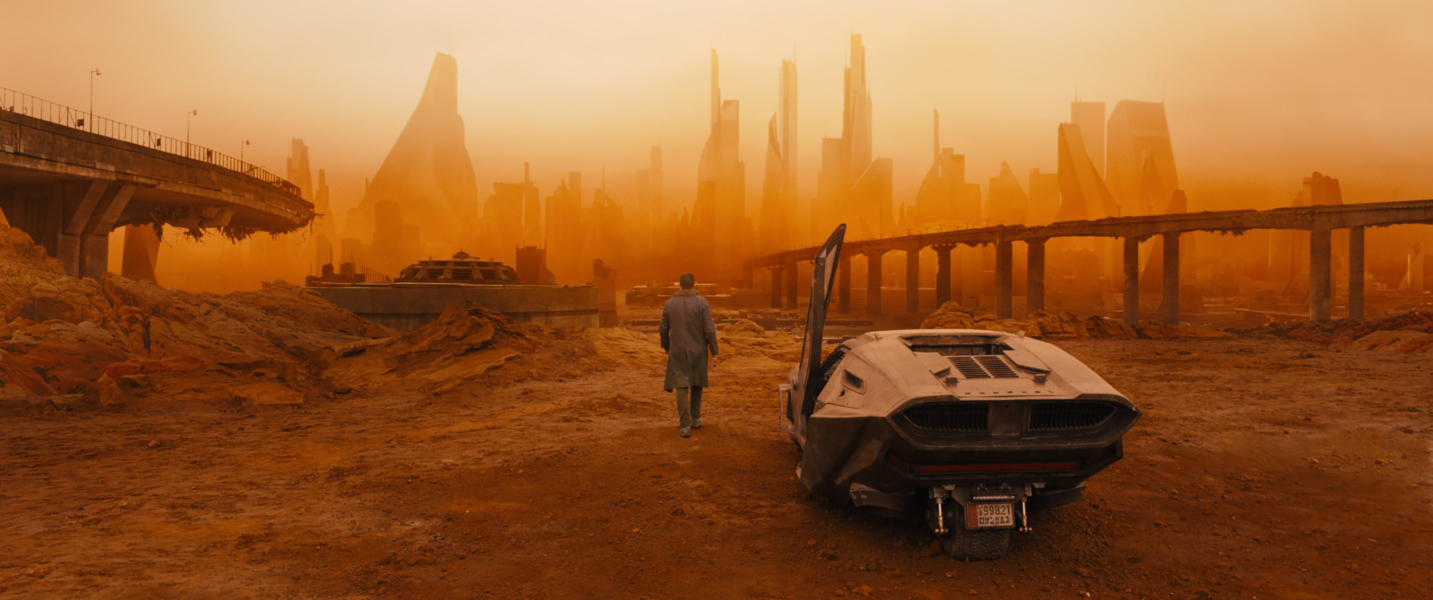 'Blade Runner 2049' filminin yeni traileri
