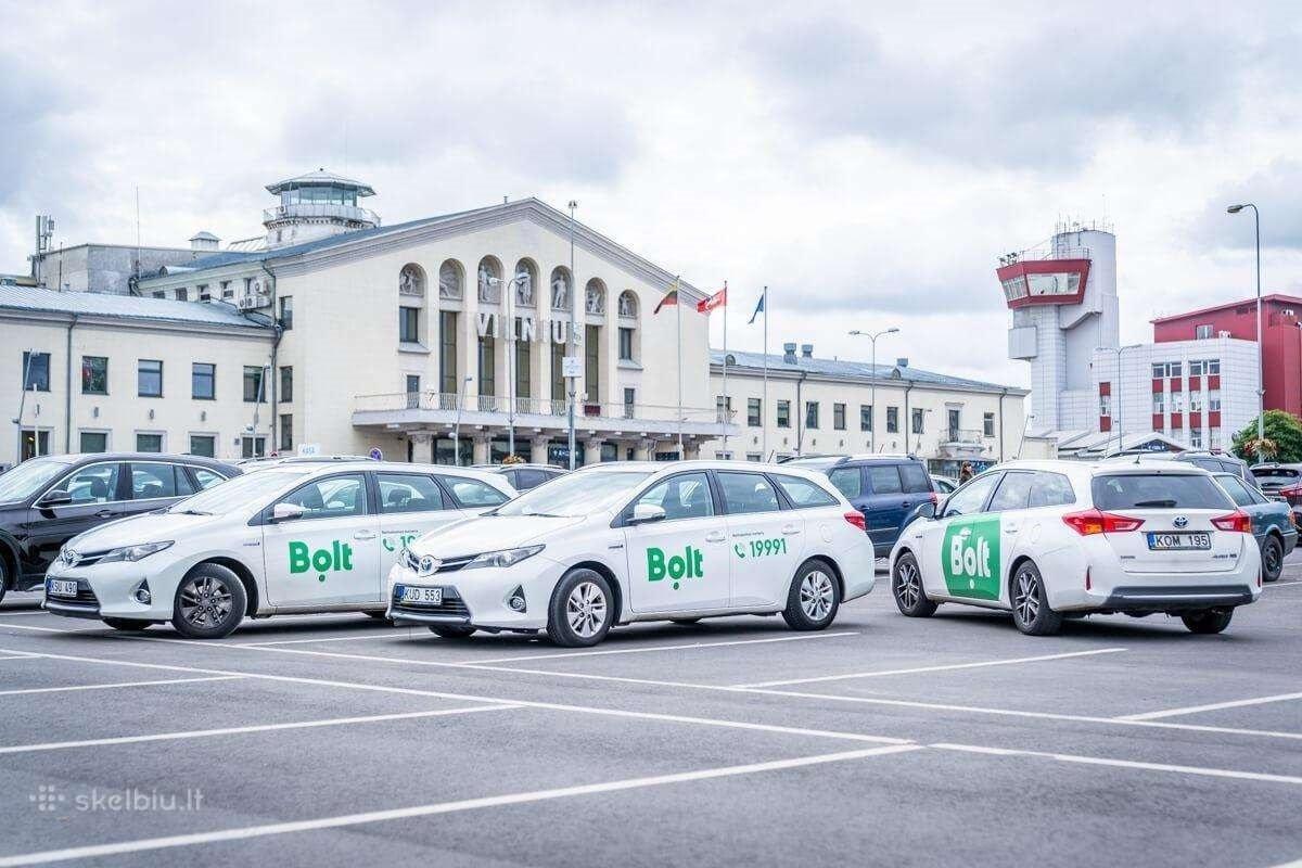 Bolt taksi servisi 713 milyon dollar investisiya əldə edib