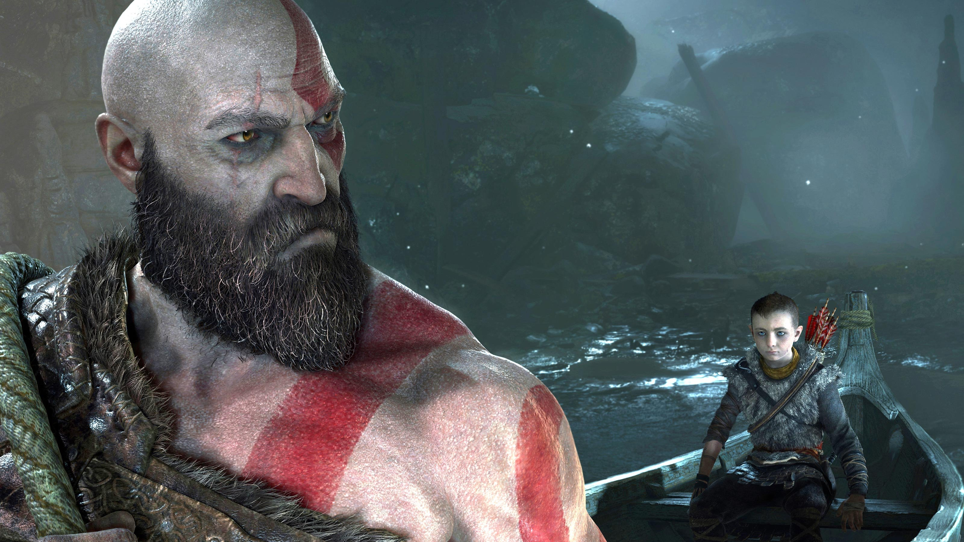 God of War, oyun, sony