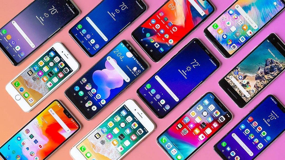 Bu ilin əvvəlində ən çox satılan smartfonların siyahısı təqdim olunub