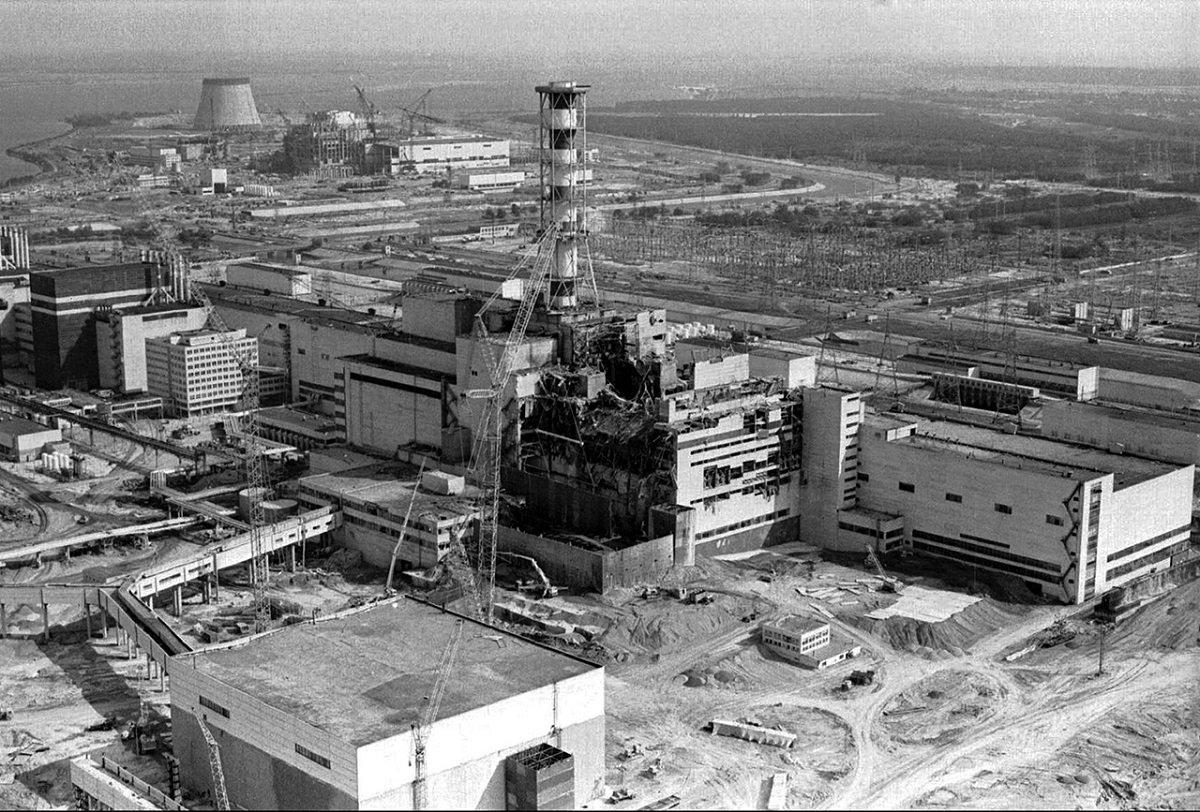 Çernobıl atom elektrostansiyasında nüvə reaksiyalarının güclənməsi müşahidə olunur