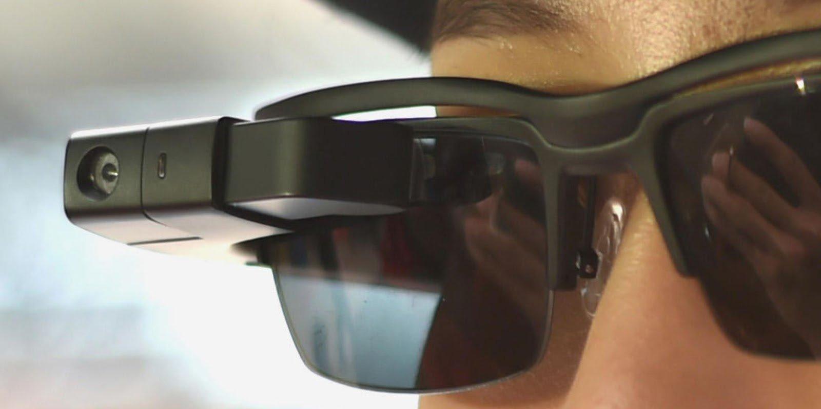 Çin polisi smart Günəş eynəklərini mövcud hakimiyyəti qorumaq üçün də istifadə edəcək