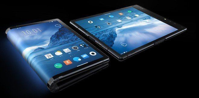 rouyu technology, rouyu technology flexpai, flexpai, flexpai foldable phone, foldable phone, flexpai foldable phone price