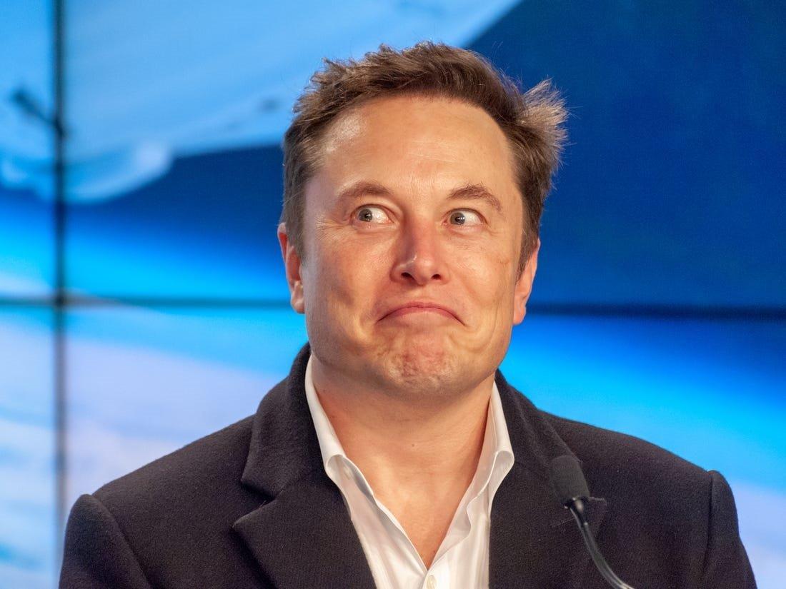 Elon Musk'ın sərvəti bir həftə ərzində 2 milyard dollar yüksəlib