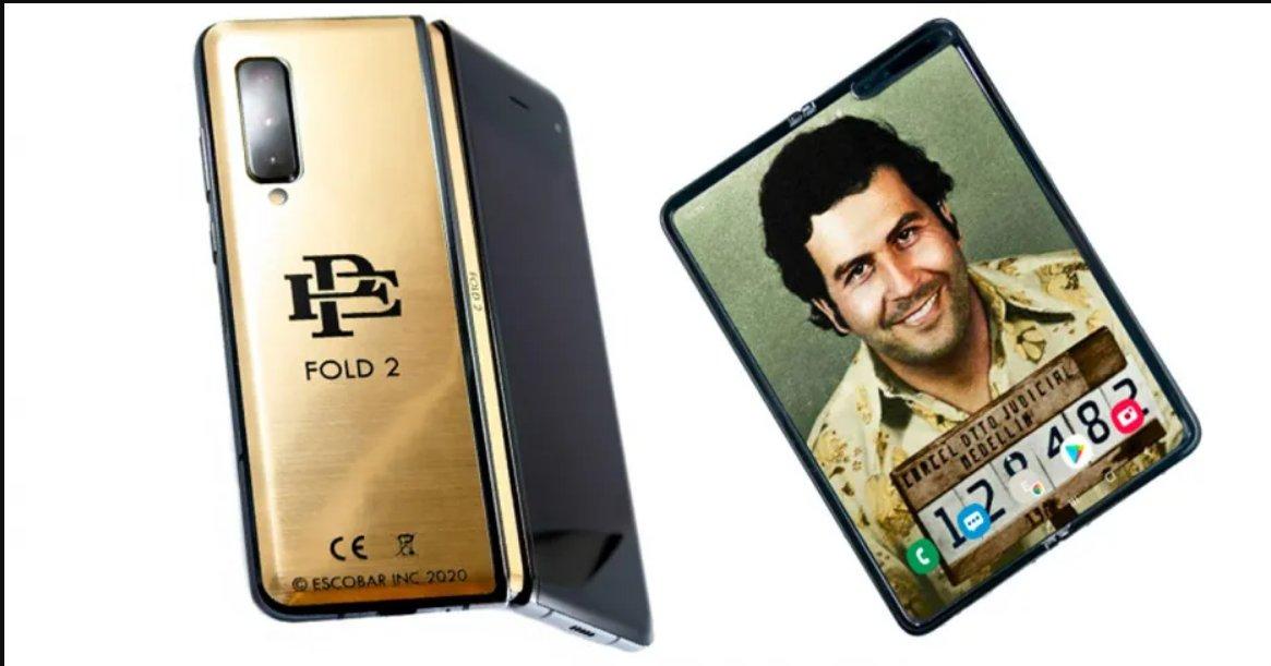 Ən ucuz qatlana bilən ekranlı telefon: Pablo Escobar Fold 2 təqdim olundu