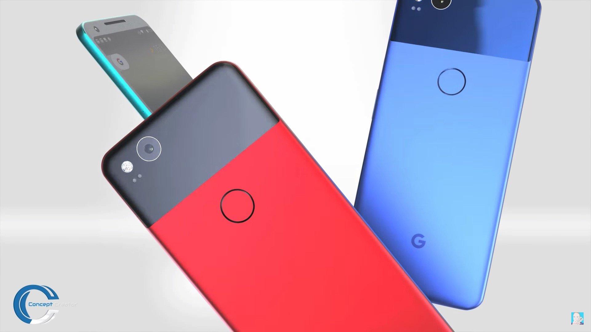 Evan Blass, Google Pixel XL 2-nin yeni fotosunu, təqdimatdan bir gün öncə təqdim etdi
