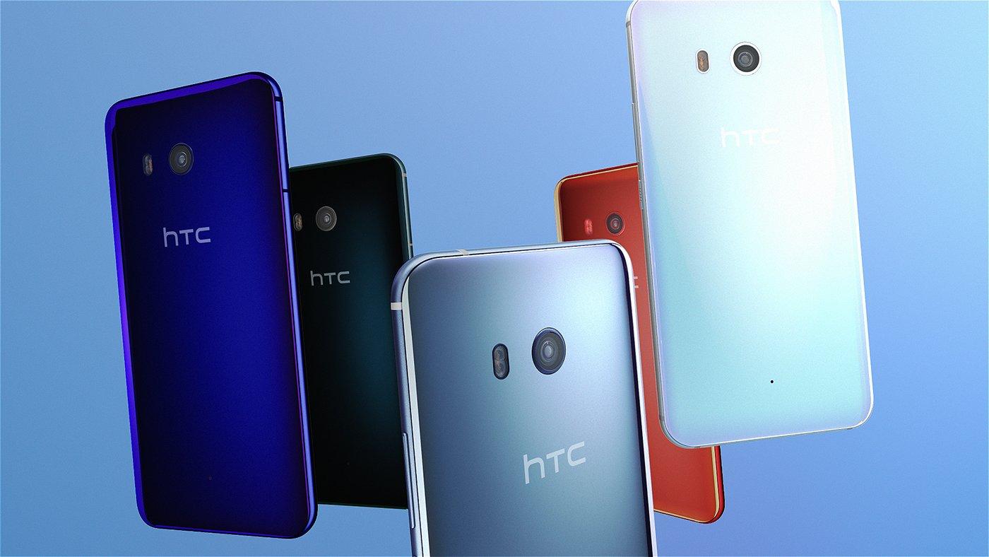 Evan Blass HTC U11 Eyes smartfonunun özəlliklərini təqdim edib