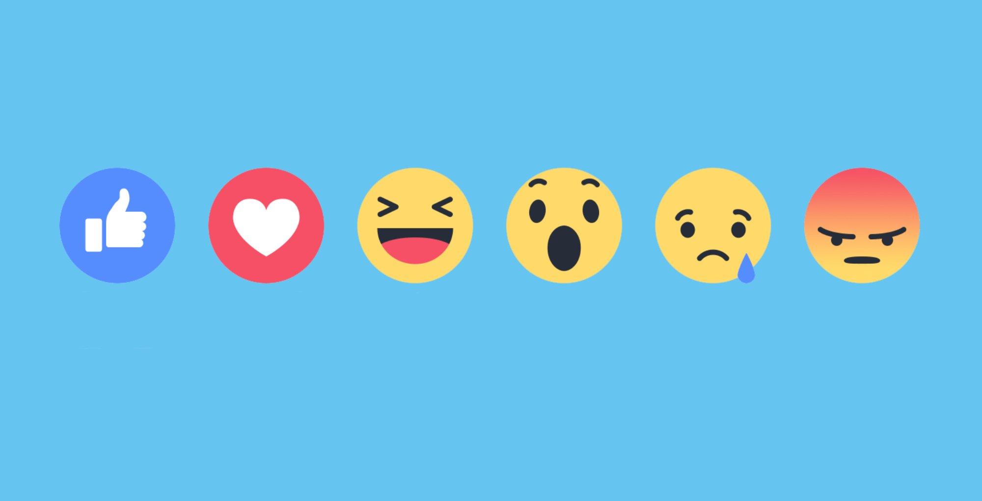 Facebook`un Messenger emosiyaları çox bəyənildi.