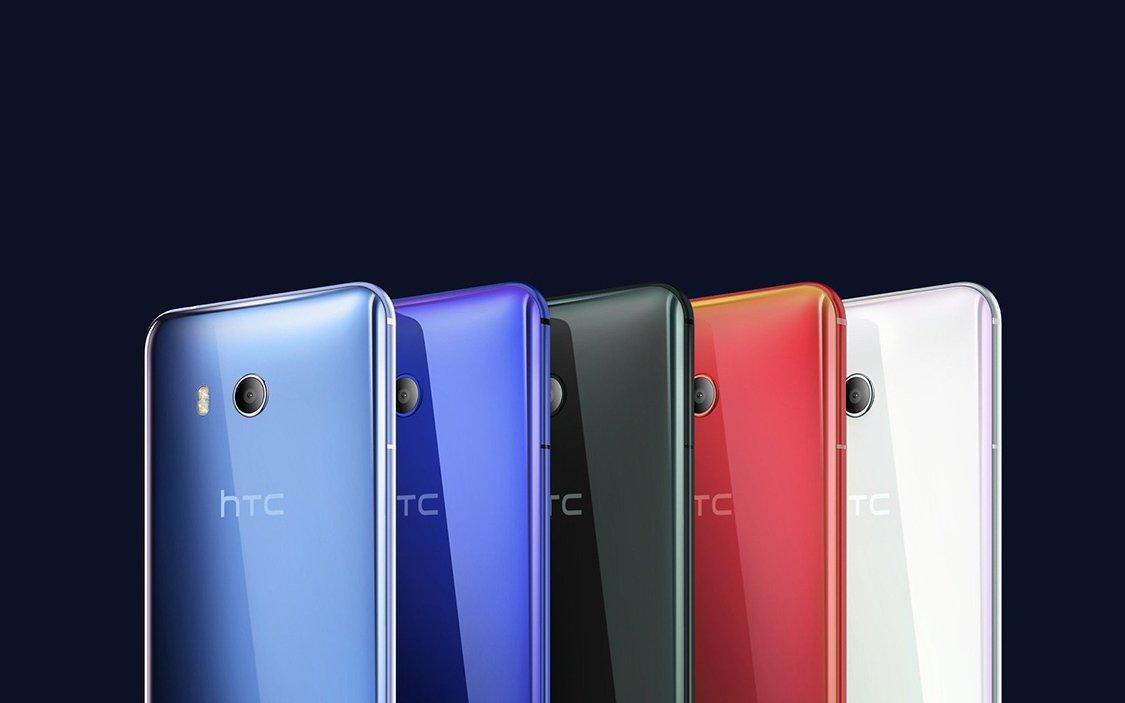 Flaqman HTC U11+ və büdcəli U11 Life modelləri təqdim olundular (VİDEO)