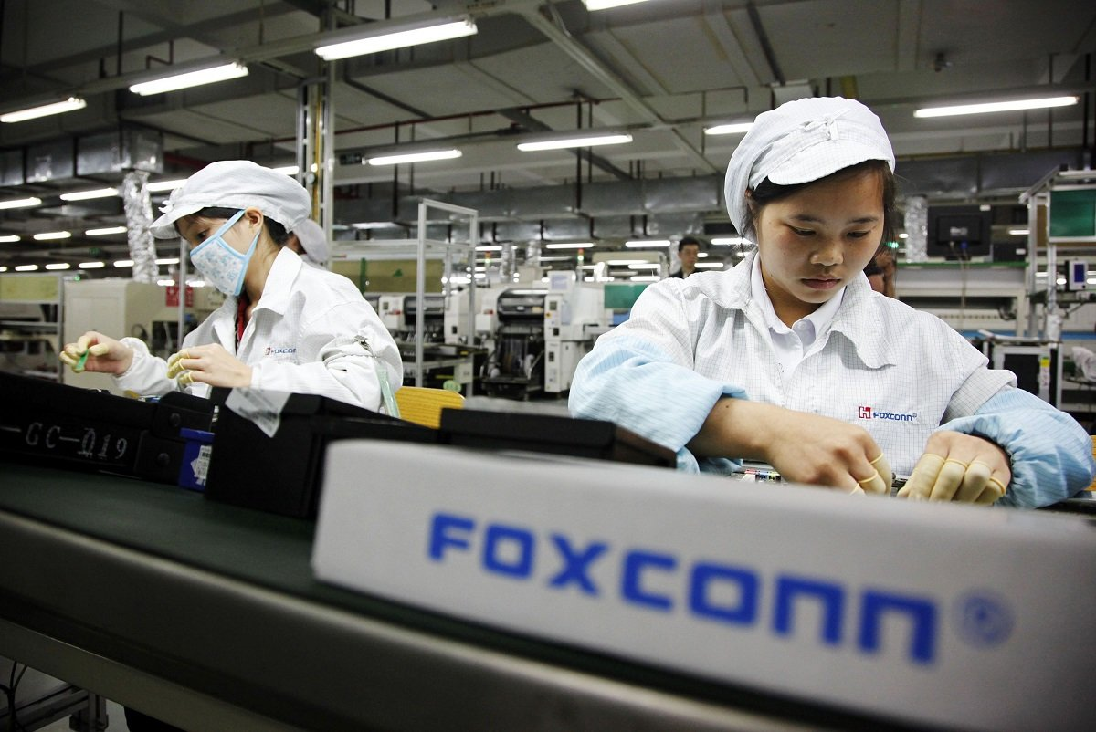 amazon, foxconn, foxconn factory, amazon foxconn