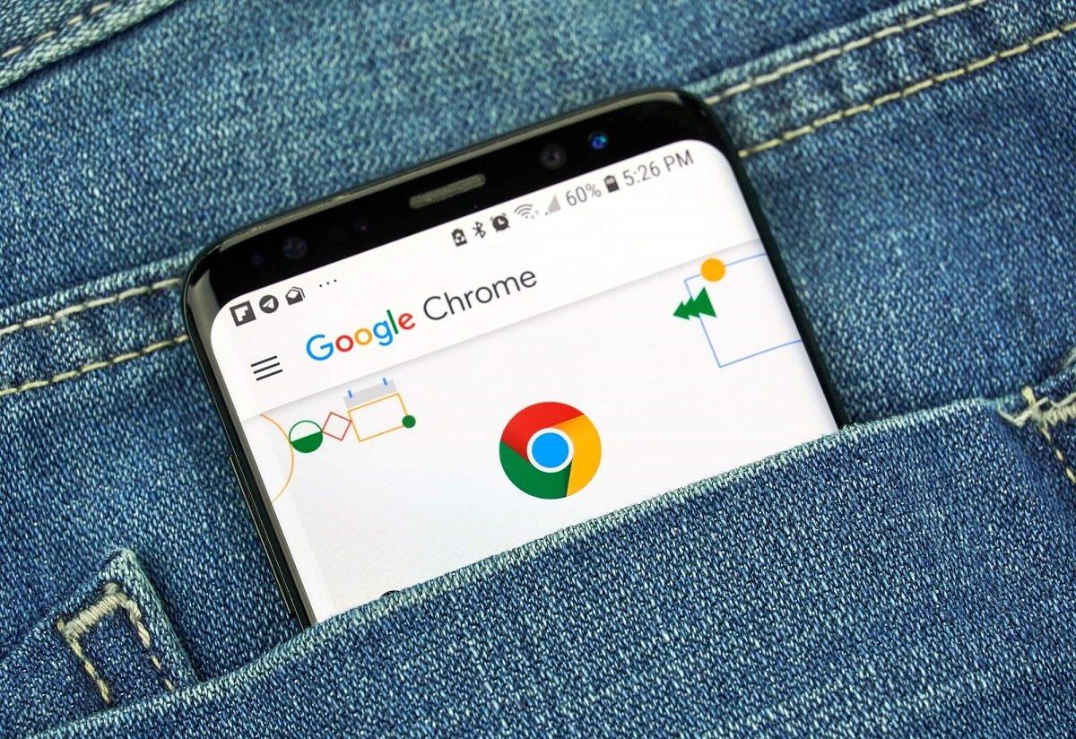 Google Chrome-un Android üçün olan versiyasındakı yeni interfeys brauzerdən istifadəni rahat edəcək