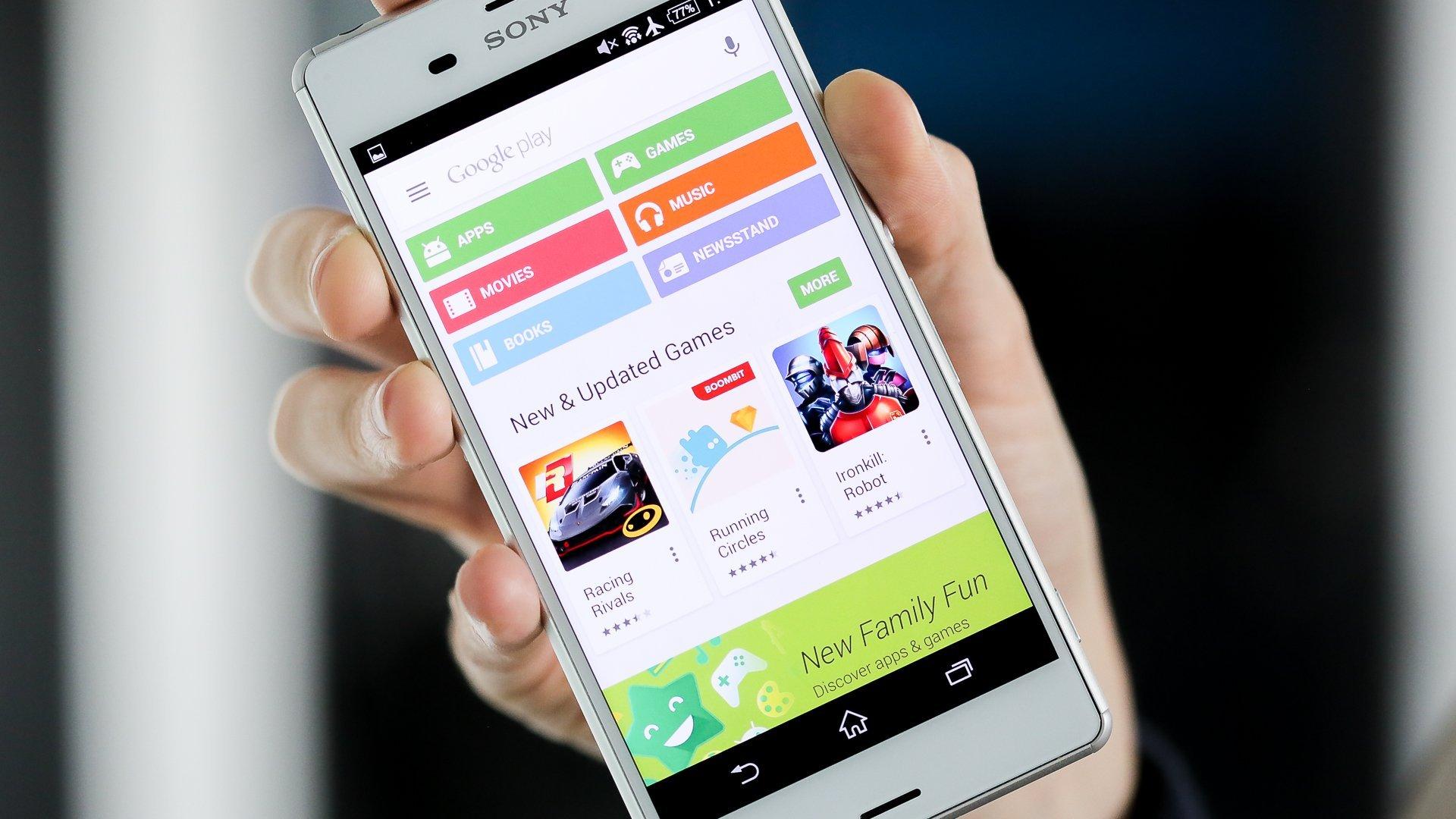 Google Play-də porno reklamı göstərən və virusa sahib 60-a yaxın oyun aşkar edilib