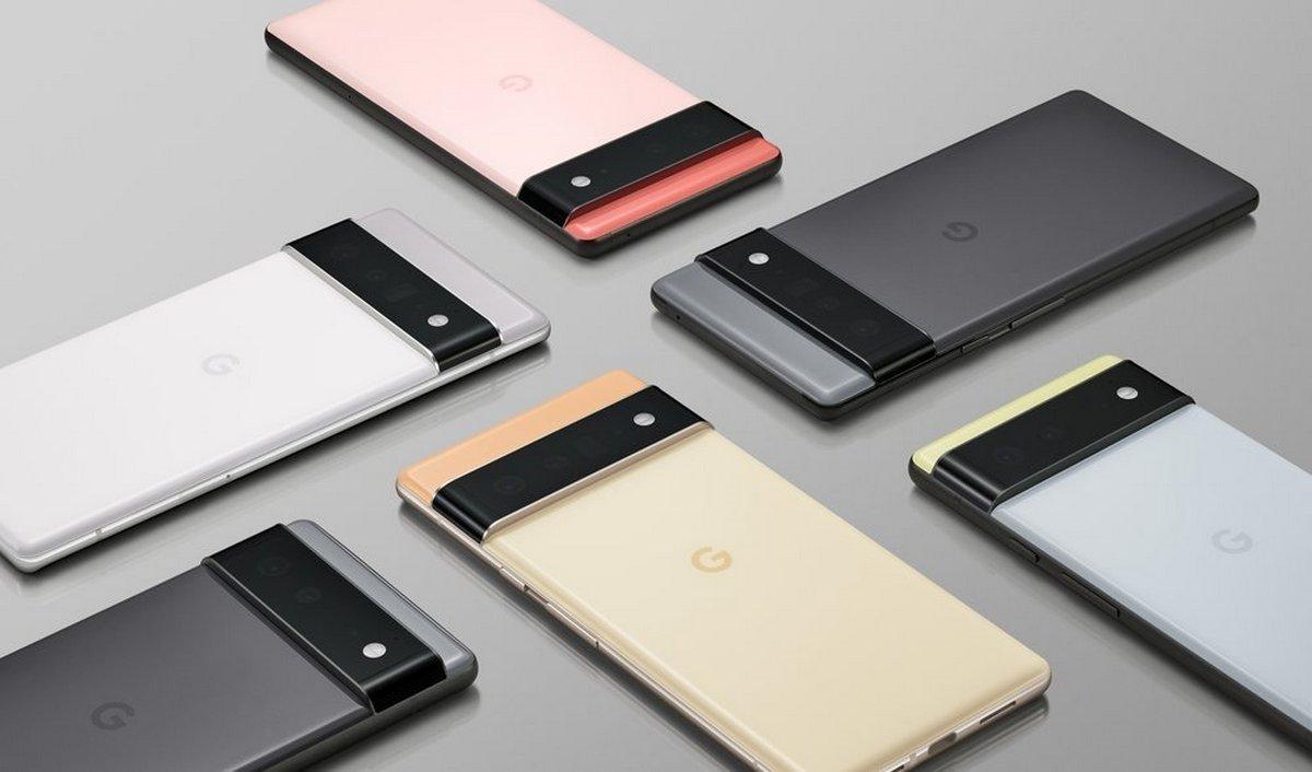Google qapalı təqdimat çərçivəsində Pixel 6 və Pixel 6 Pro smartfonlarını anons edib