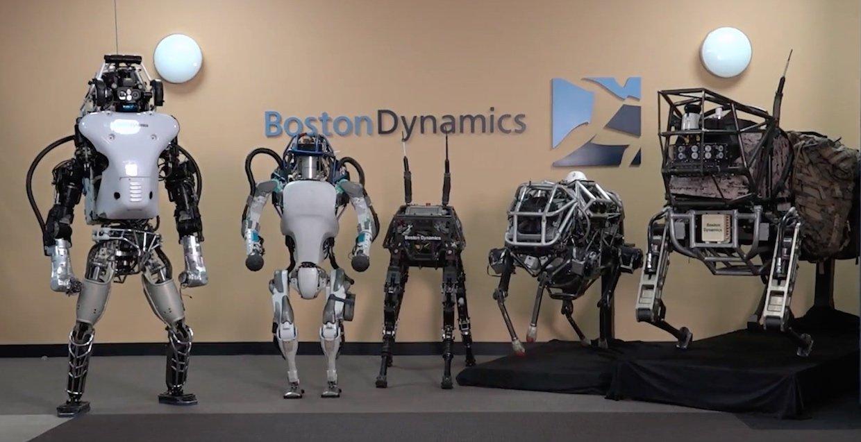 'Google', robot hazırlanması ilə məşğul olan 'Boston Dynamics' şirkətini satdı