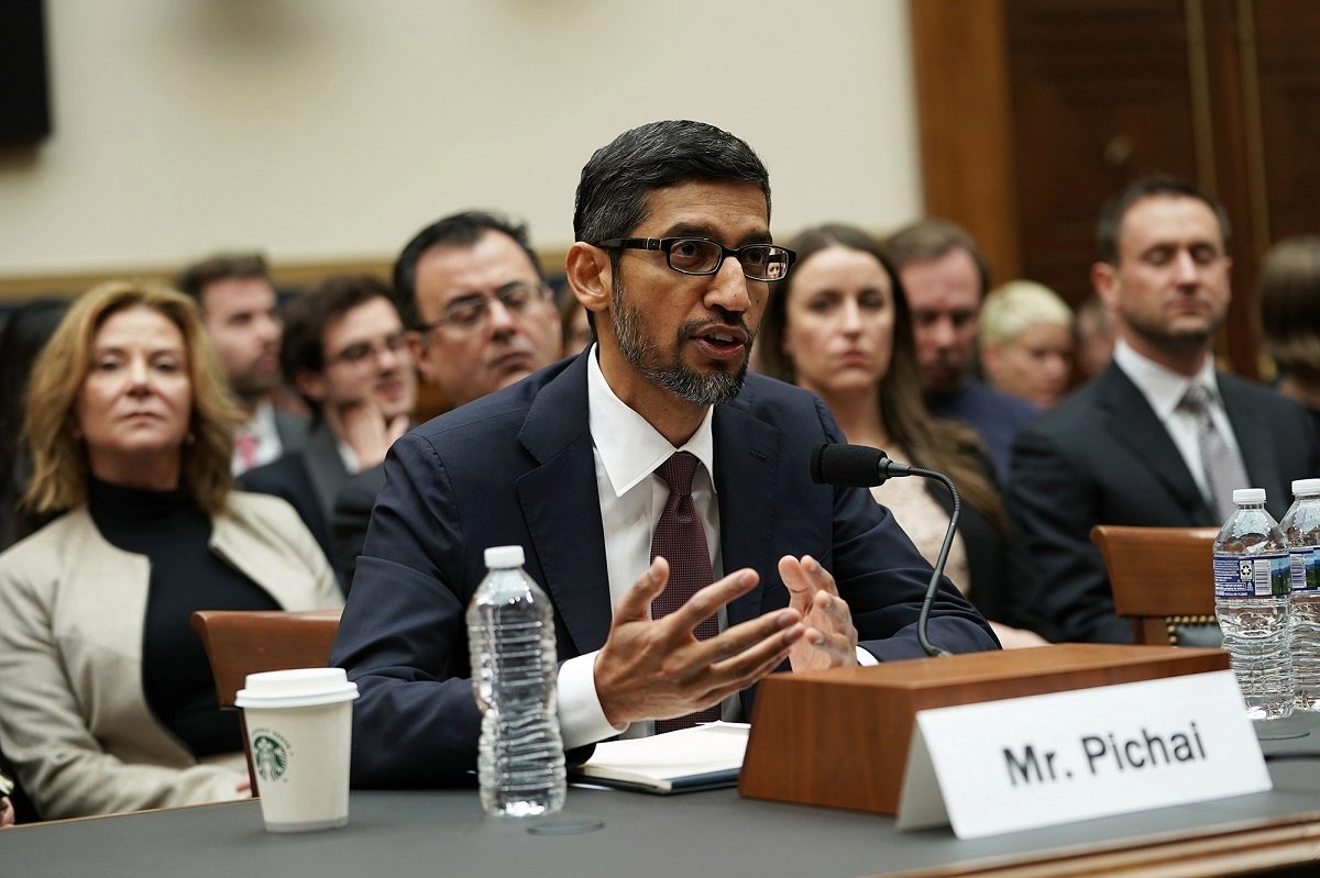 google, sundar pichai, sundar pichai google, sundar pichai congress, google dragonfly, google dragonfly project