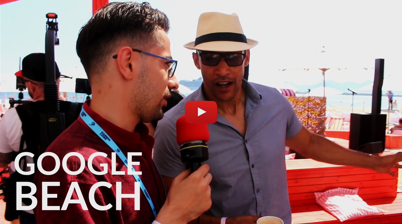 Cannes Lions, BirBank, Google Beach
