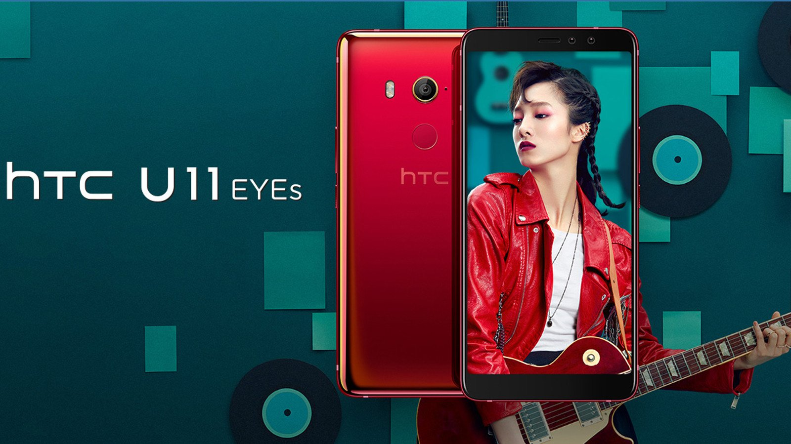 HTC U11 EYEs rəsmi olaraq təqdim olundu