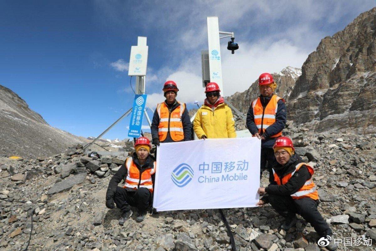 Huawei, Himalay dağlarına 5G antenalarını yerləşdirdi