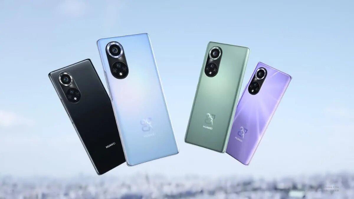 Huawei orta səviyyəli nova 9 və nova 9 Pro smartfonlarını təqdim edib - QİYMƏTİ