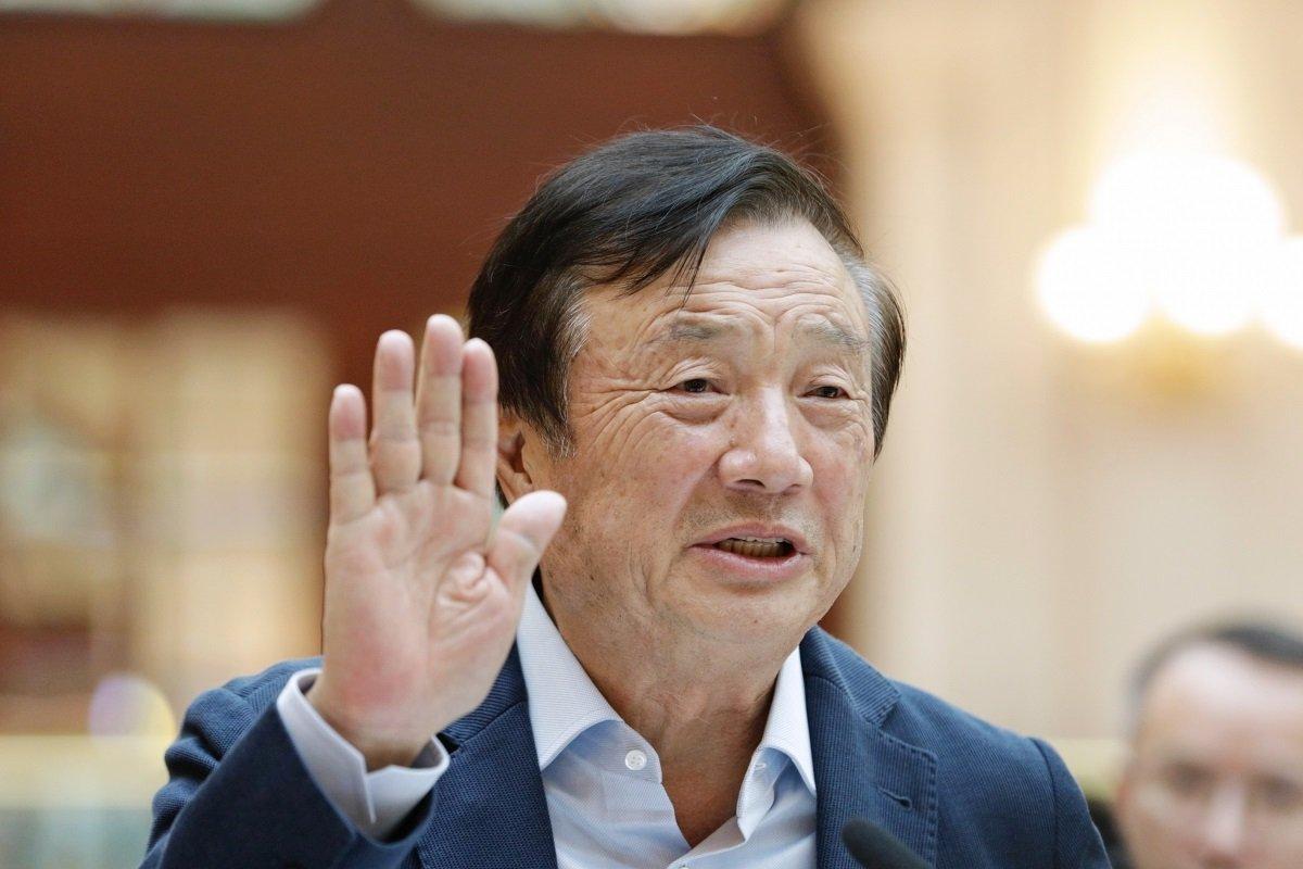 Huawei şirkətinin yaradıcısı: 'Biz, Google olmadan da nömrə 1 olacağıq'