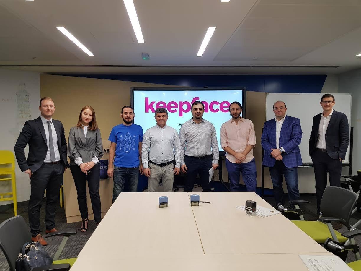 Dubay mərkəzli yerli startap 'Keepface' ilkin mərhələdə 300.000 dollar investisiya yüksəltdi
