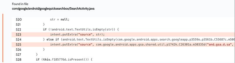 Mobil Google Search-də istifadəçilərin məlumatlarını oğurlamağa imkan verən boşluq aşkar edilib