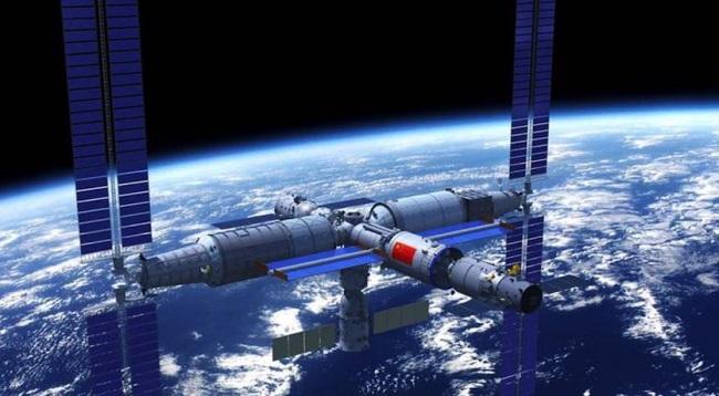Çin öz kosmik stansiyasının ilk modulunu uğurla Yer kürəsinin orbitinə göndərib