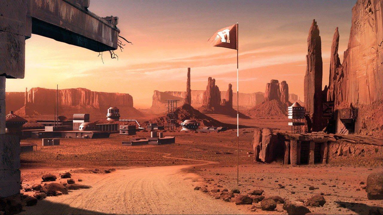 İnsanlara Mars planetində baza lazımdırmı?