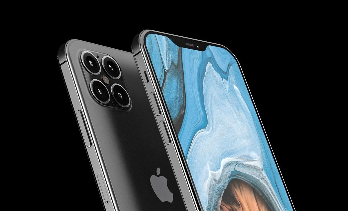 iPhone 12-nin ön panelinin sxematik fotosu təqdim olundu