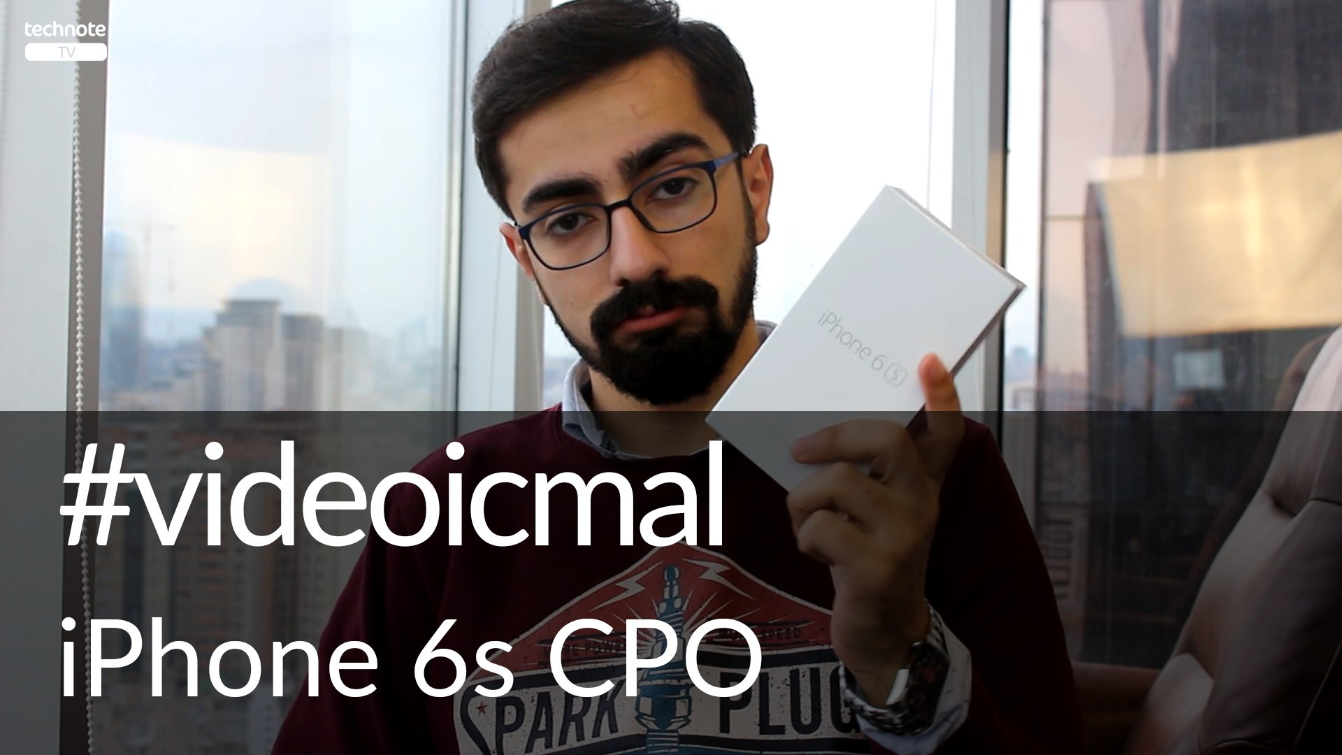 iPhone 6s CPO - Video icmal