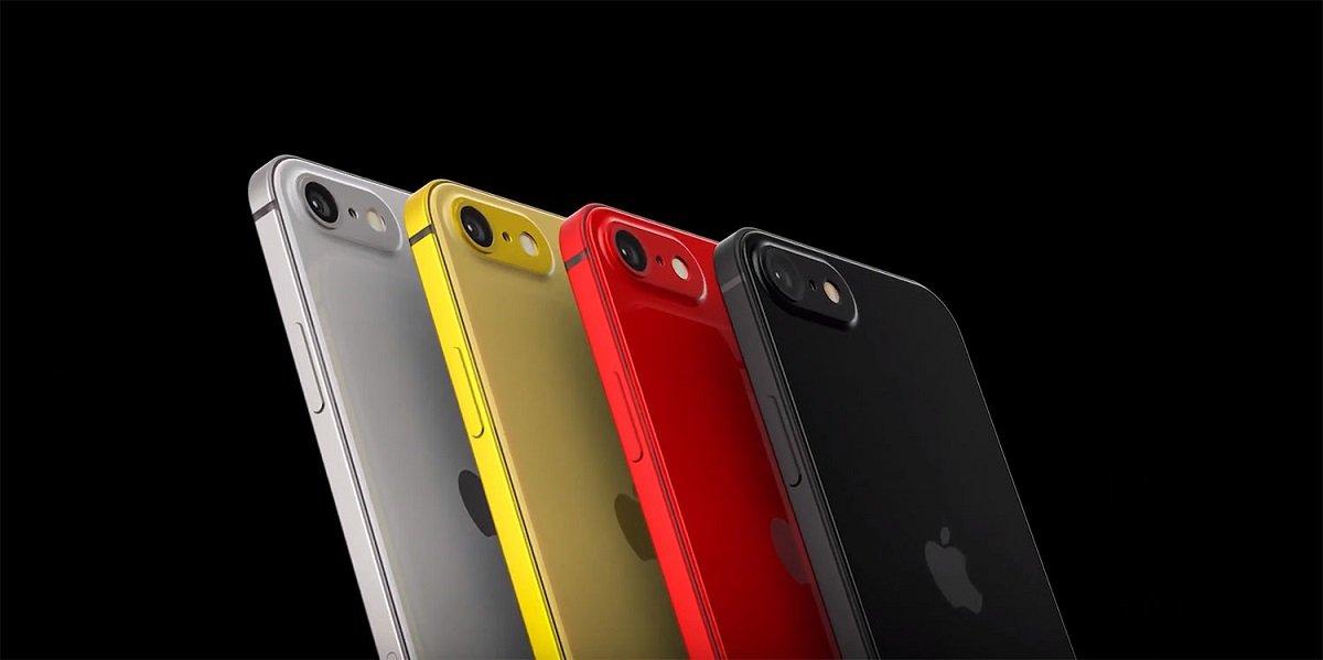 iPhone 9-un (iPhone SE 2) dizaynı aksessuar istehsalçısı tərəfindən təsdiqləndi