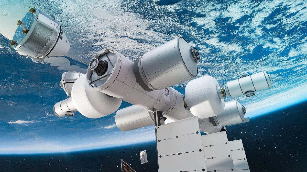 Jeff Bezos-un Blue Origin şirkəti Orbital Reef adlı orbital kosmik stansiyasını istifadəyə verəcək (VİDEO)