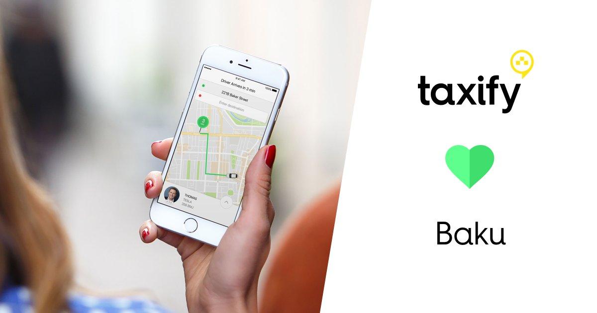 Jevgeni Beloussov, 'Taxify'ın Bakıdakı strategiyası və planları haqqında 'Technote'a danışıb