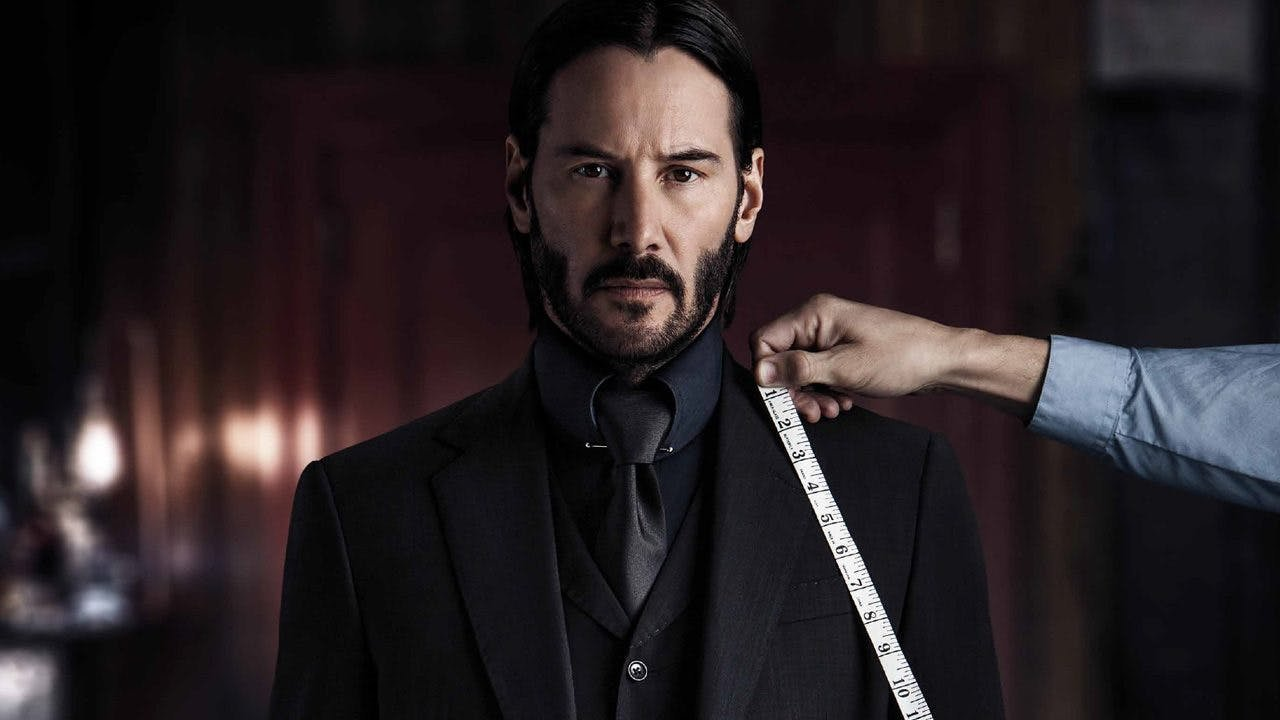 john wick series, john wick 3, keanu reeves john wick, the continental