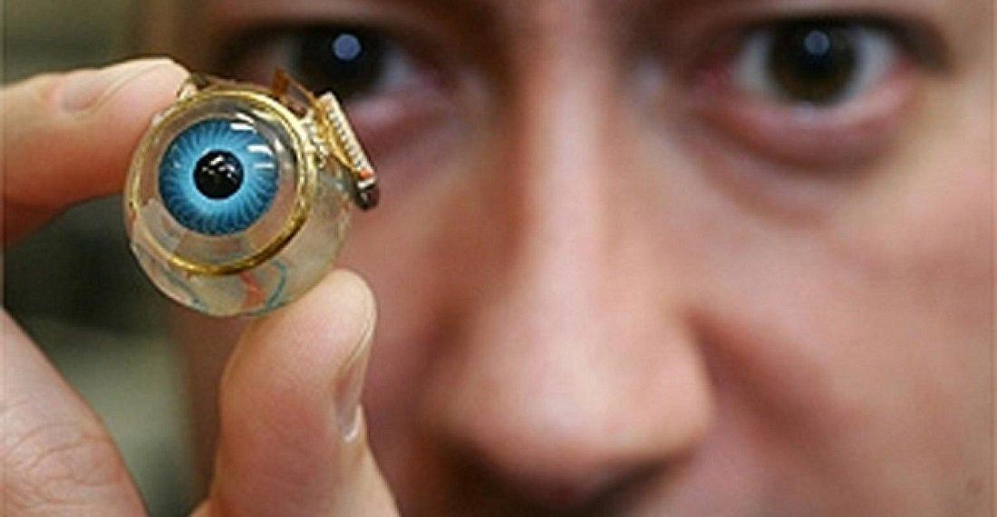 Kiber Dünya yaxınlaşır: Biyonik göz vasitəsilə təkrar görmək mümkündür