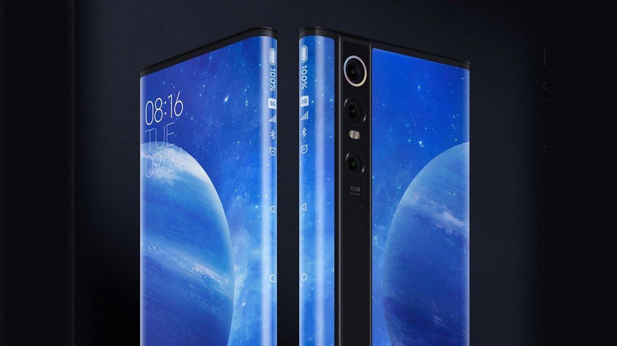 Konseptual Mi Mix Alpha smartfon modelinin yeni versiyasının fotosu və videosu ortaya çıxıb (VİDEO)