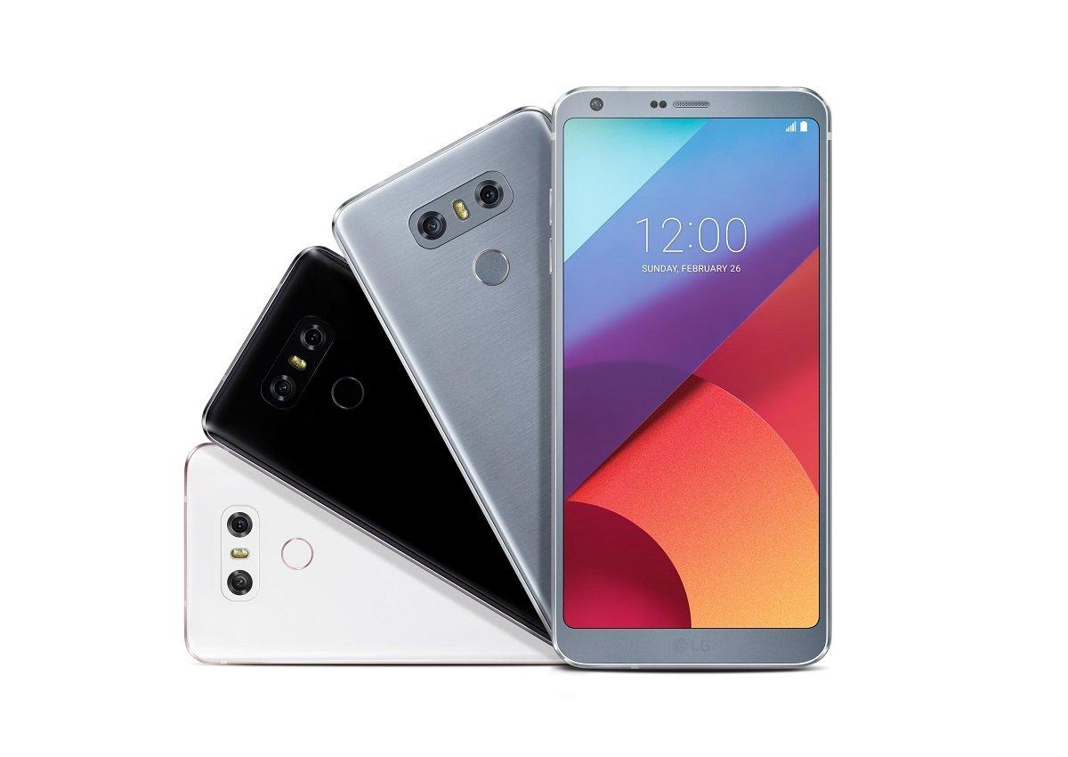 LG G7-ni sıfırdan hazırlamaq üçün təxirə saldılar