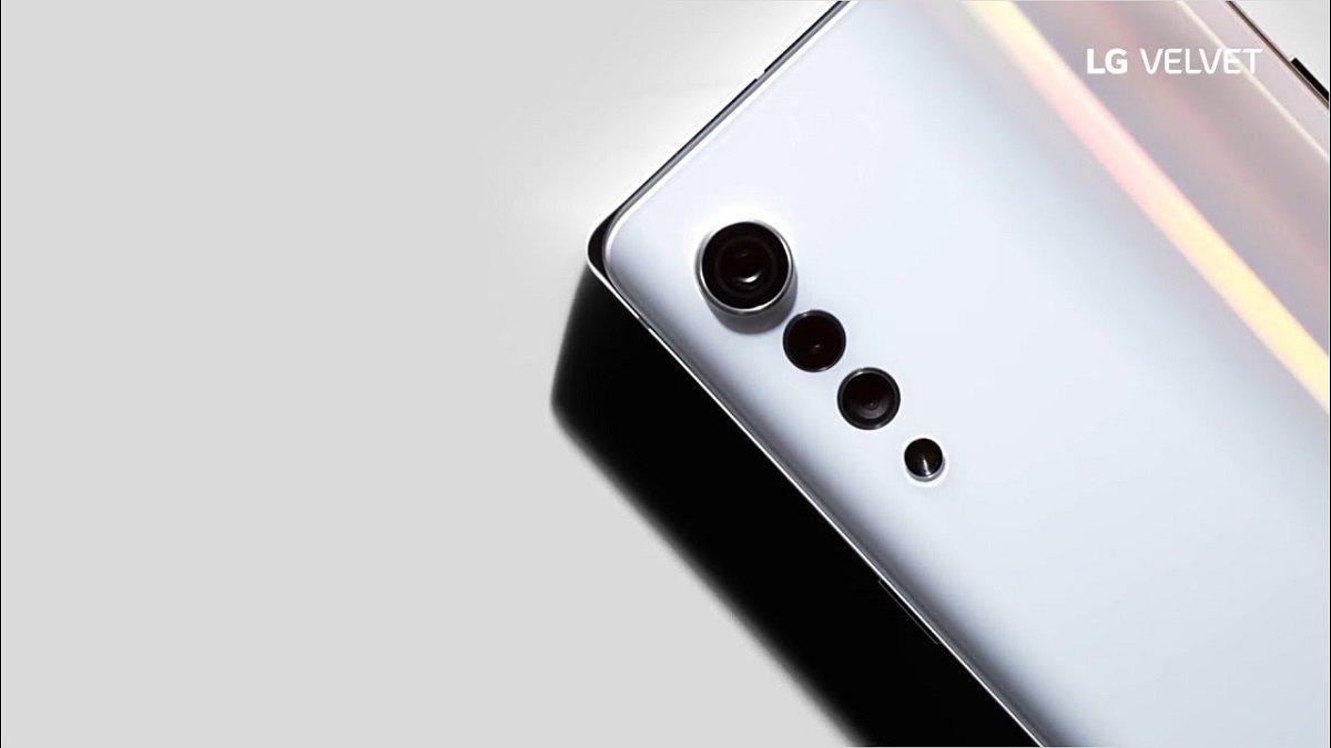 LG-nin Velvet adlı yeni smartfonunun texniki özəllikləri sızdırıldı
